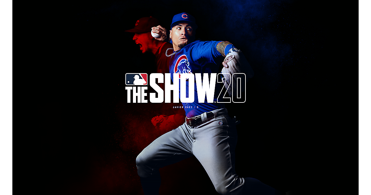 MLB 20: The Show for PS4