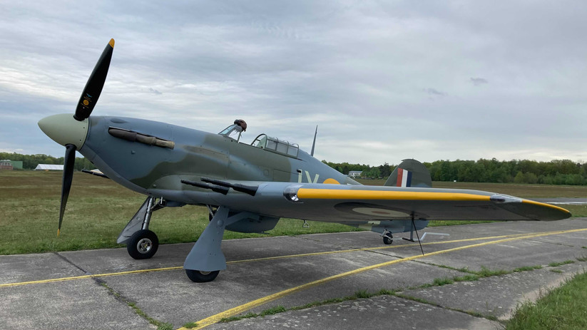 Hawker Hurricane BE150
