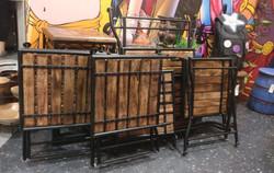 Mango Wood Foldable Coffee Table