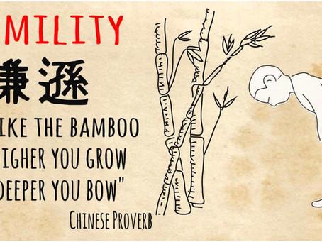 Humility: The Bedrock of Entrepreneurship