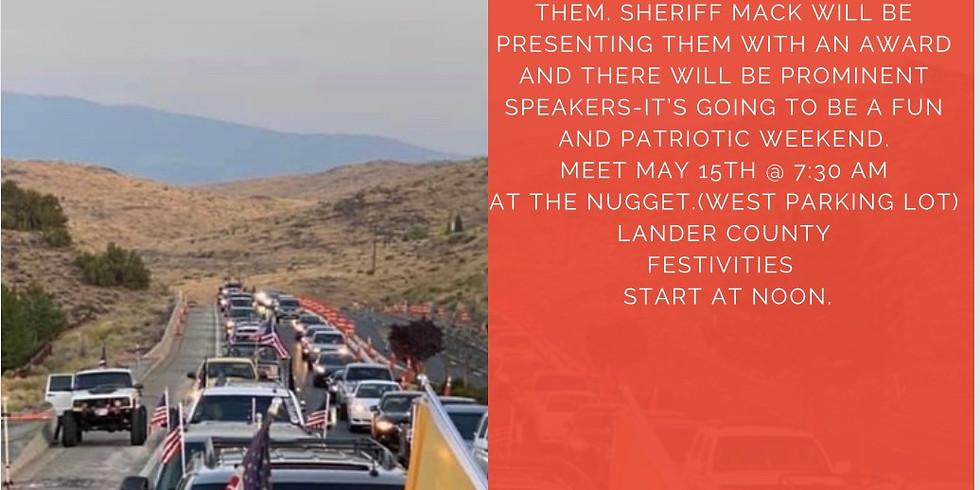 Freedom Rally Battle Mountain