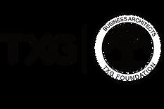 TXG Logo B&W.png