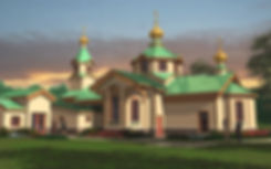 St Basil Orthodox Church - St. Louis, MO