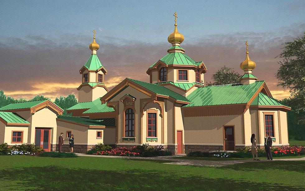 St Basil Orthodox Church - St. Louis, MO