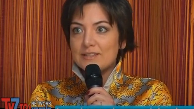Intervista TV7 del 26 Nov 2013