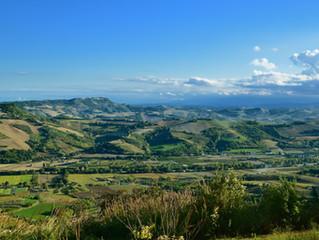 La meravigliosa Valle dell'Aso
