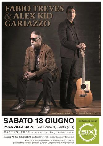 Fabio Treves e Ales Kid Gariazzo a Cantù www.cantugheder.com