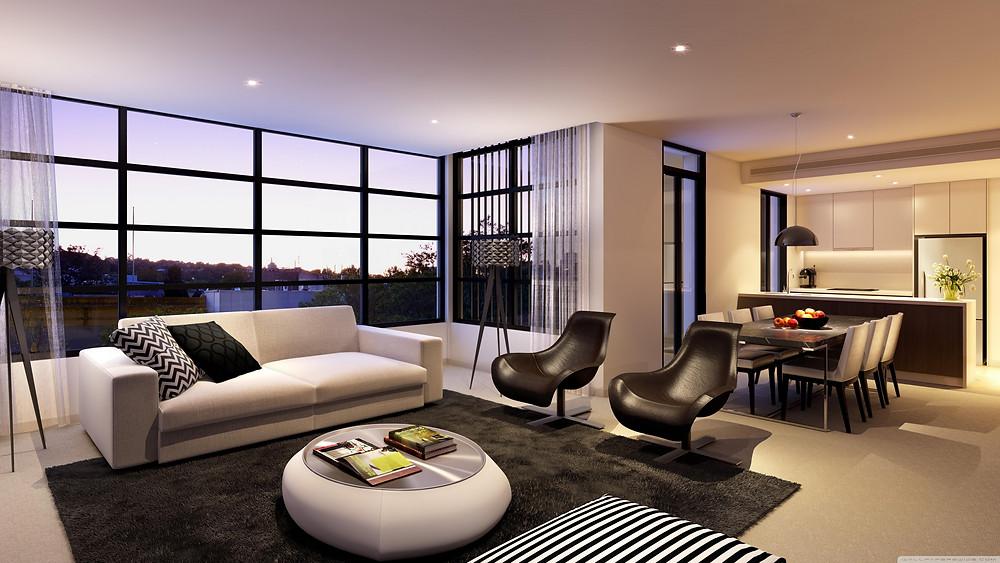 Empresa de reforma de apartamento em Brasilia.