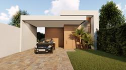 Projeto de Arquitetura Vicente Pires