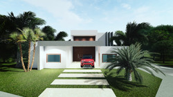 Perspectiva Casa, Condomínio AMOBB