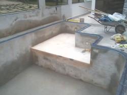 Construção Piscinas Taguatinga