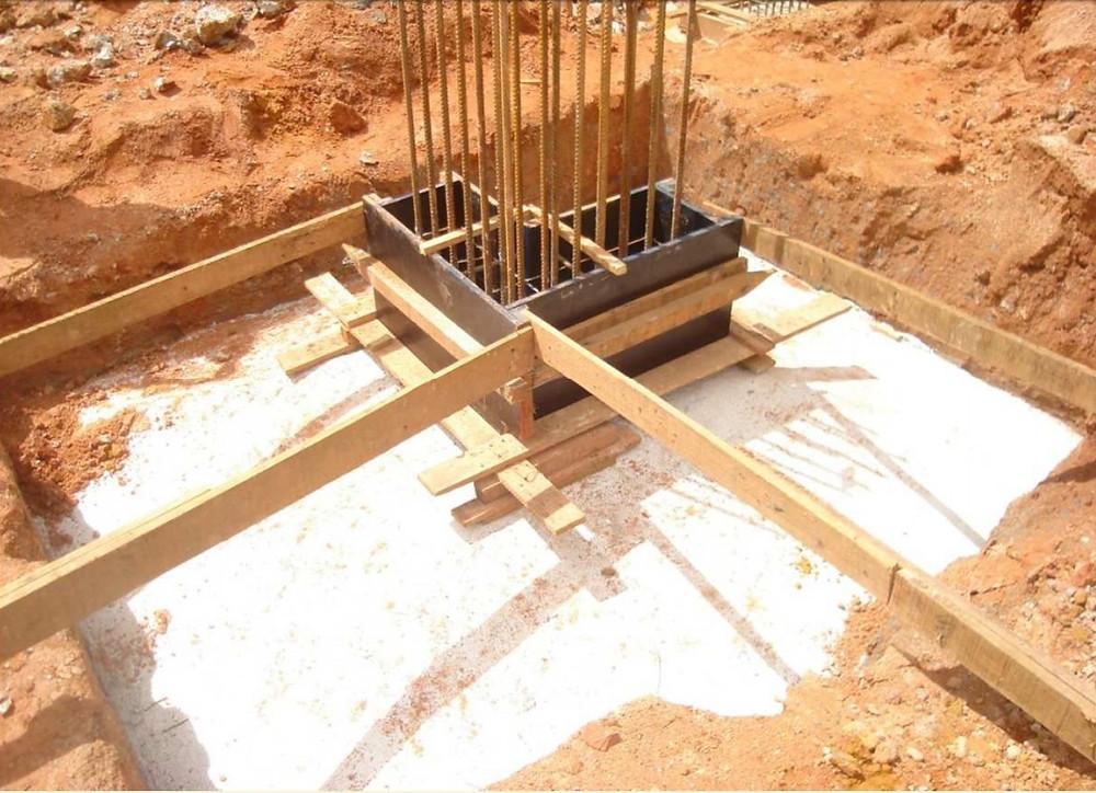 orçamento construção e reforma de fundações em Brasilia.