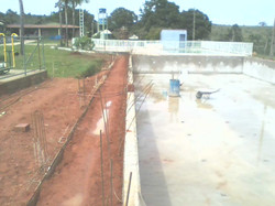 Fundação Construção Piscinas