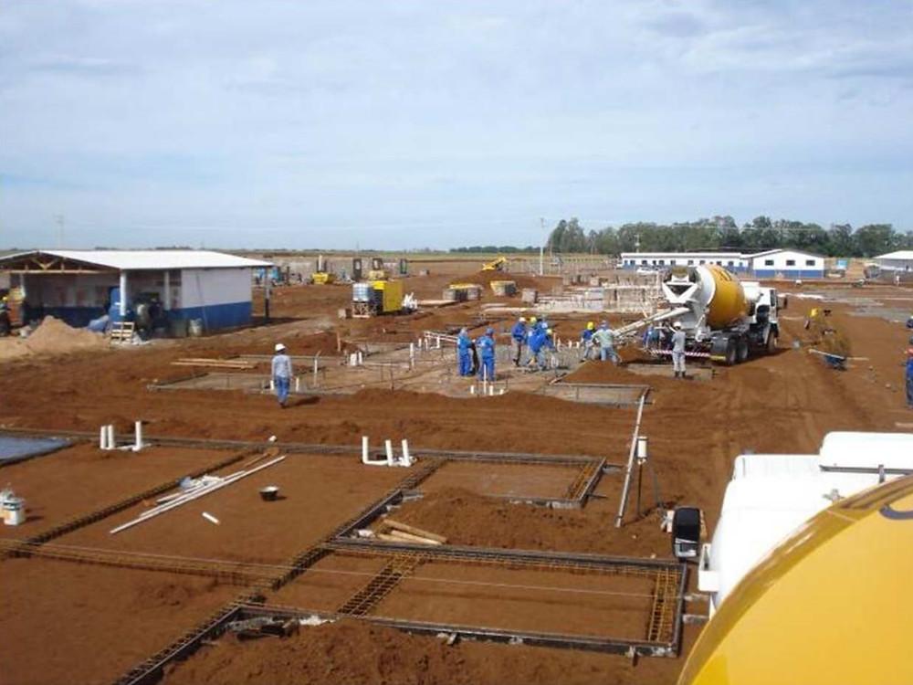 Empresa de Construção de Fundação em Brasília