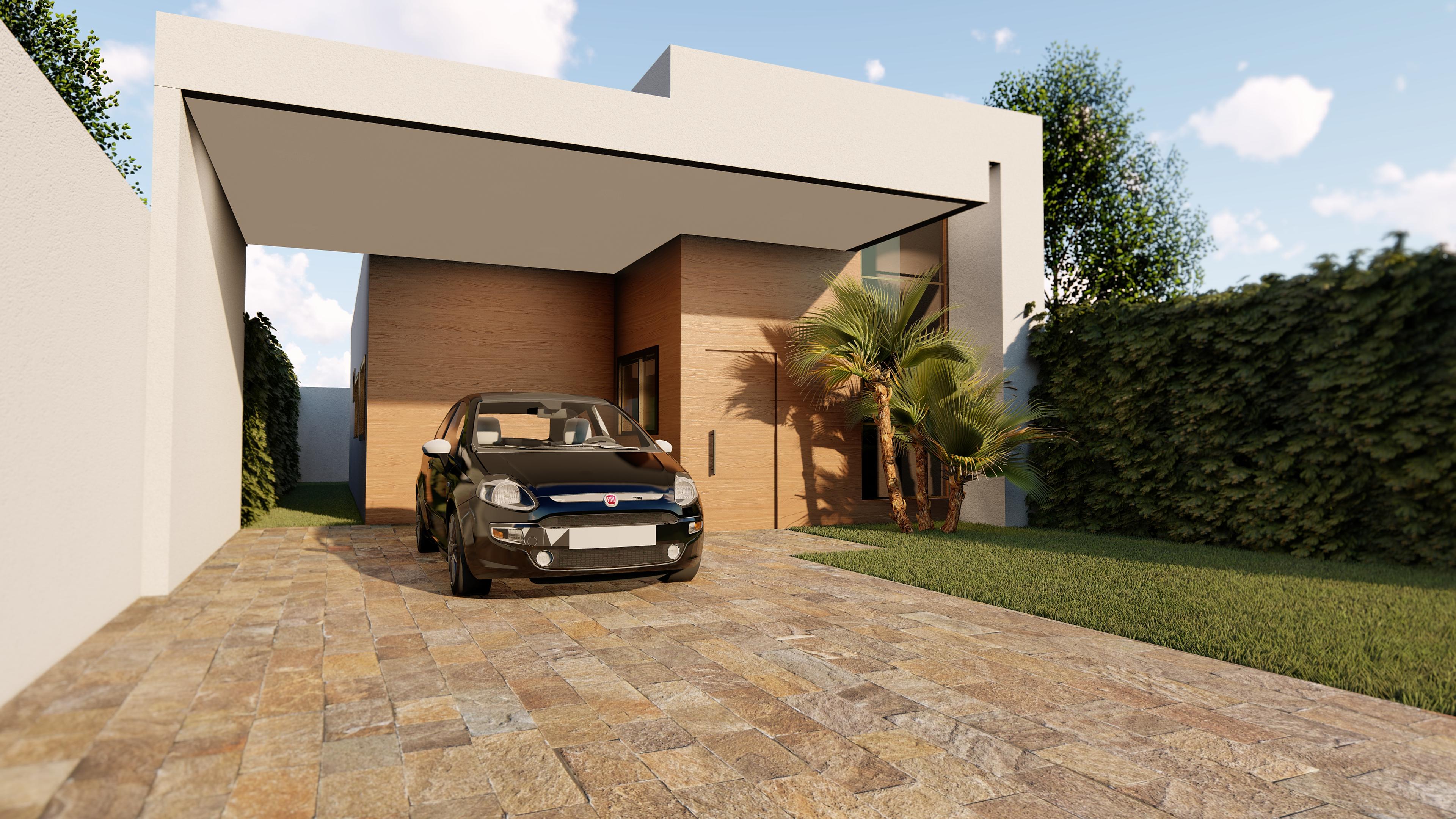 Projeto de Arquitetura Vicente Pires-Brasilia-DF