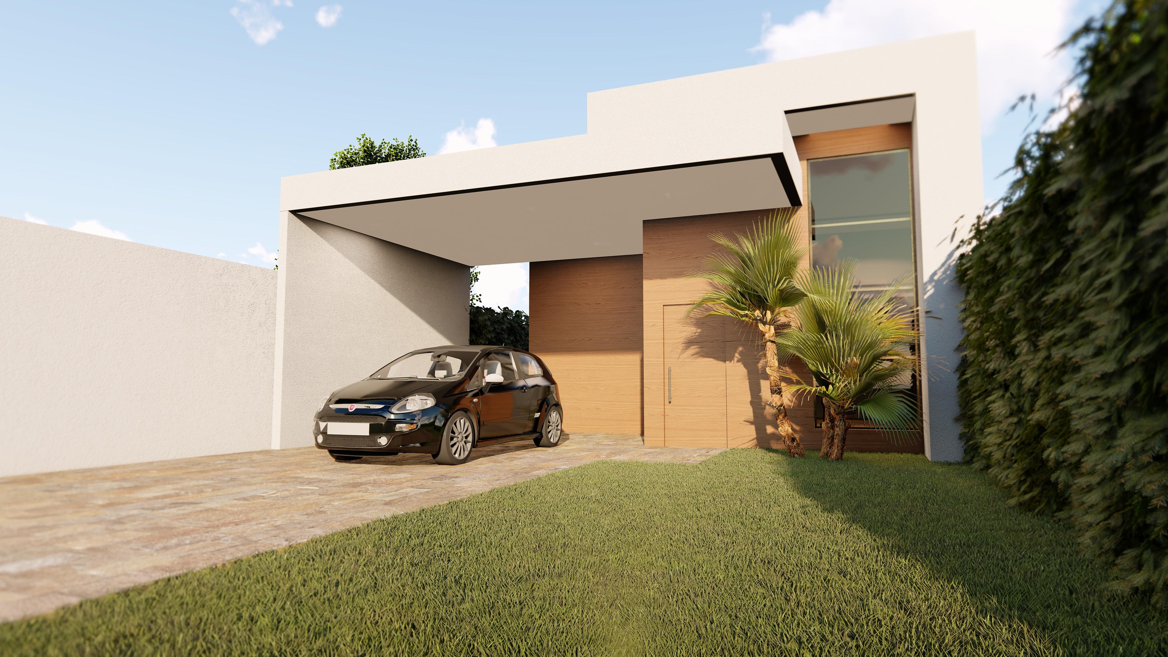 Projeto de Arquitetura Vicente Pires - DF