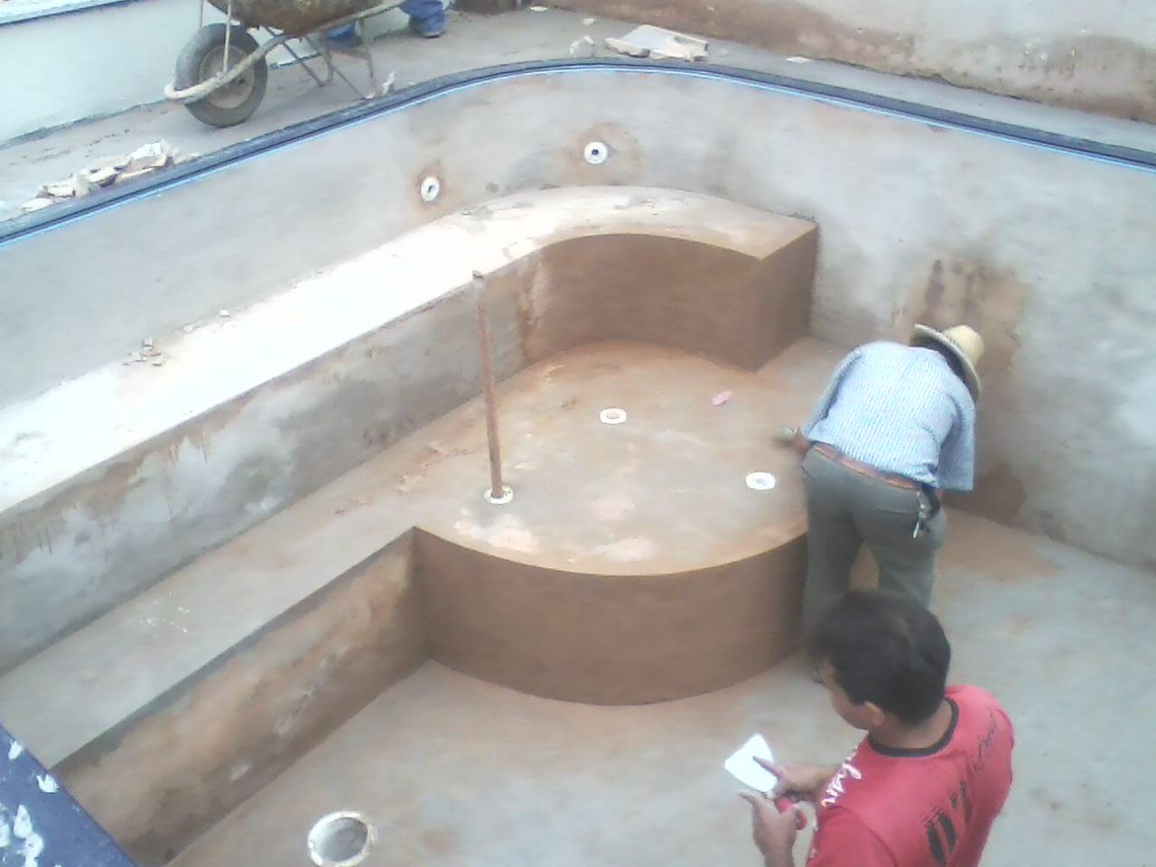 Construção Piscinas Brasilia-DF