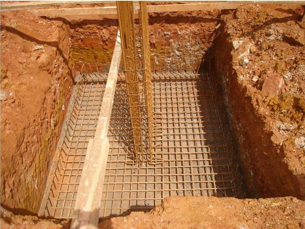 orçamento de construção de fundação em Brasilia DF