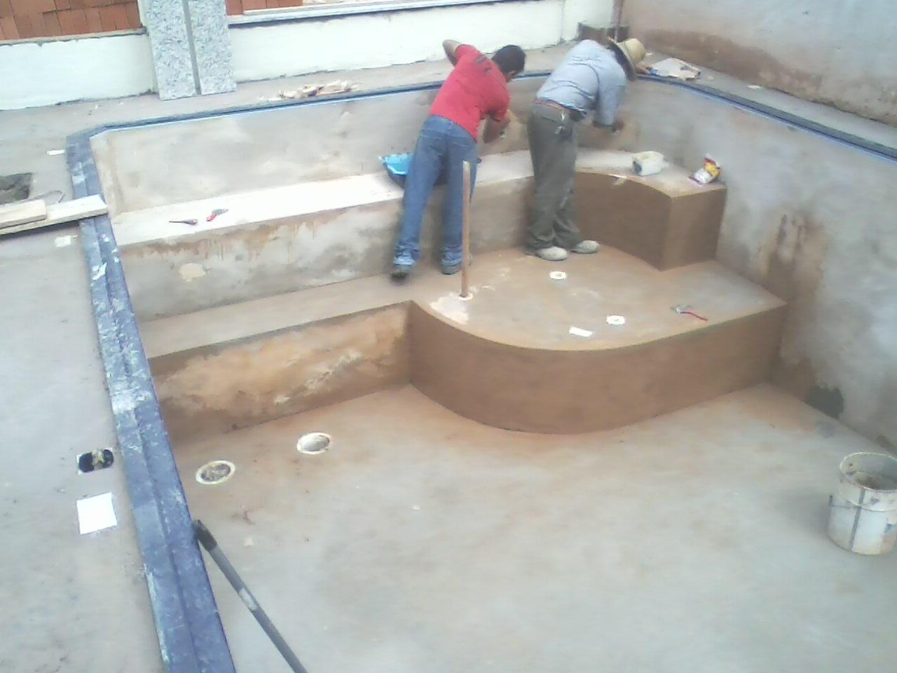 Construção Piscinas Park Way