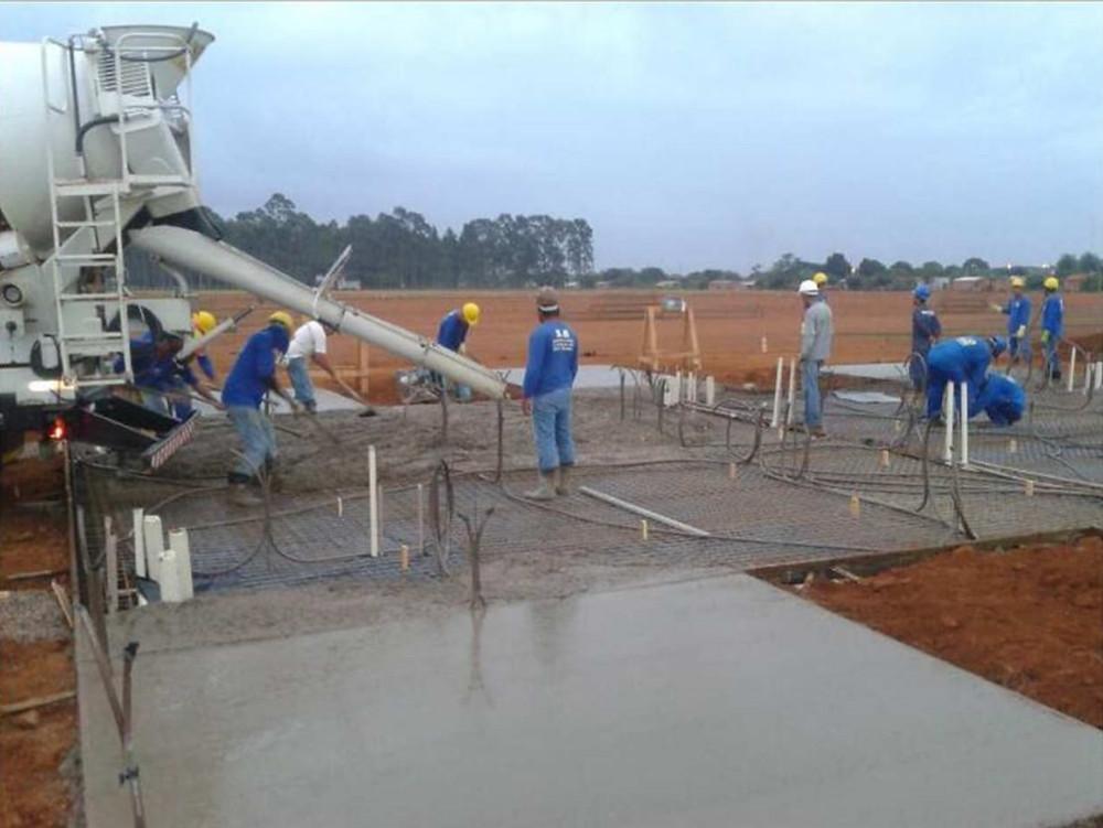 Empresa de Construção em Brasília
