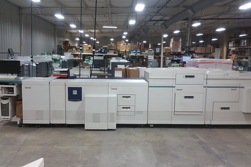 Xerox Hi Lite Color DocuTech 180