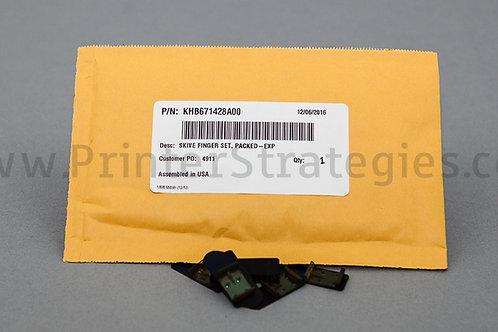 KHB671428A00 - SKIVE FINGER Package of 7