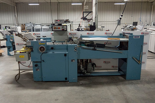 MBO B120-C Stream Feed Folder