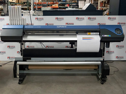 Roland VS-540 Printer Cutter Combo