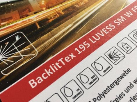 BacklitTex 195 LUVESS SM W FR