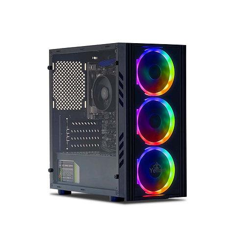 PC GAMER YEYIAN MUSASHI RYZEN 3 B450MH ARGB DDR4 HYPER 16