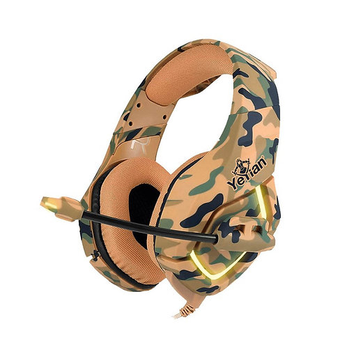 DIADEMA GAMING FORCE MILITARY DESIERTO S3000
