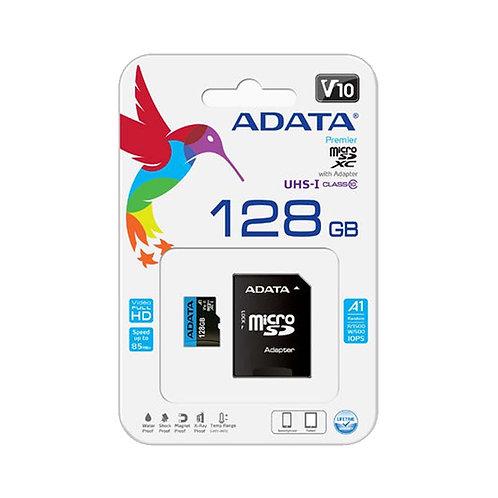 MICRO SD 128GB CLASE 10
