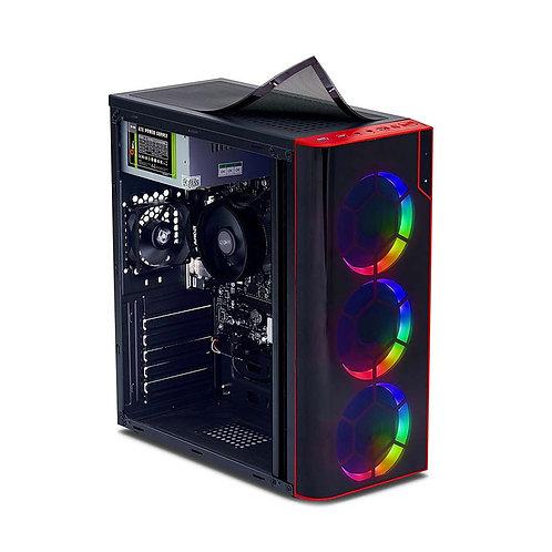 YEYIAN NAGA PC GAMER RYZEN3 3200G VEGA 16 RAM 240GB 1TB RGB