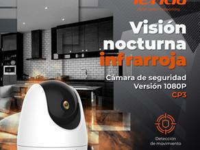 Tenda lanza cámara de videovigilancia con inteligencia artificial