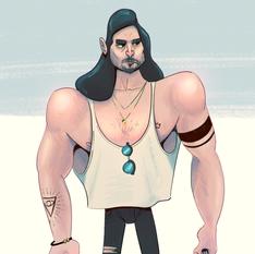 (Not that) Tough Guy