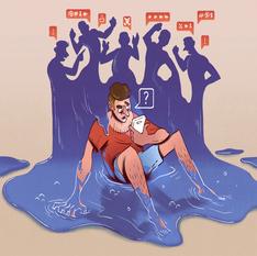 Illustration for Calcalist
