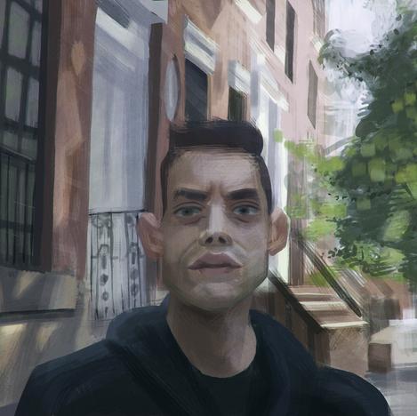 Film Study // Mr. Robot