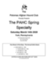 March 14th 2020 PAHC Specialty FLYER.png