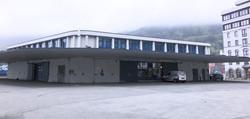 Skuret øvingshotell