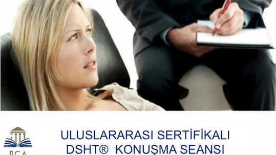ULUSLARARASI DSHT® KONUŞMA TERAPİSTLİĞİ EĞİTİM