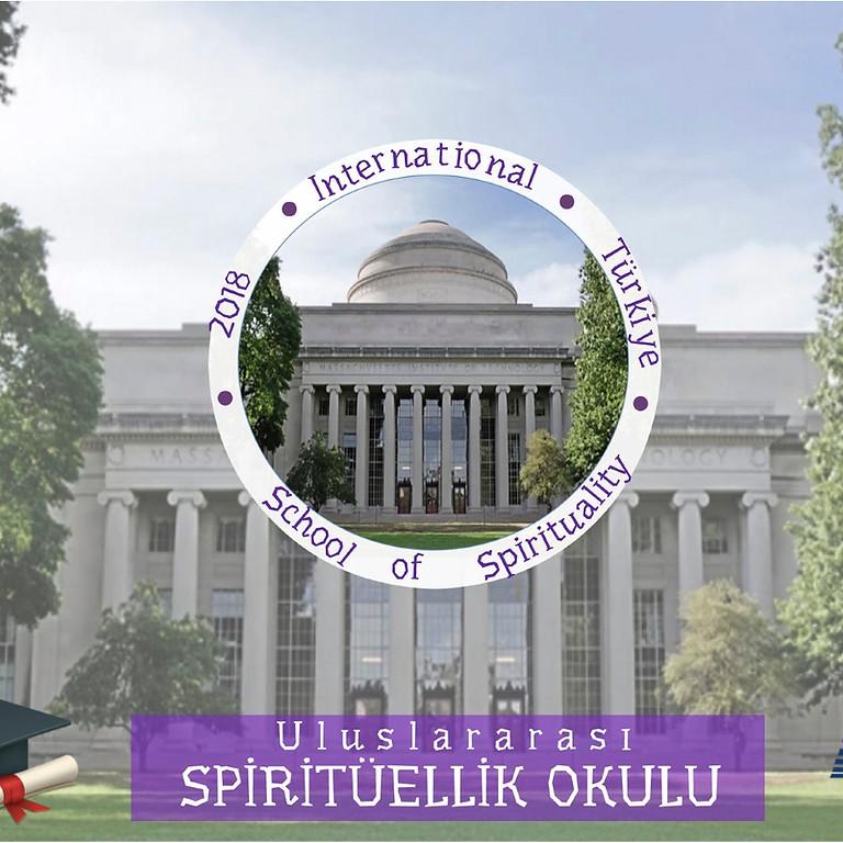 ONLINE ULUSLARARASI SPİRİTÜELLİK OKULU®