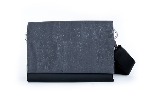 BARCA Smokey Grey Cork Waistbag