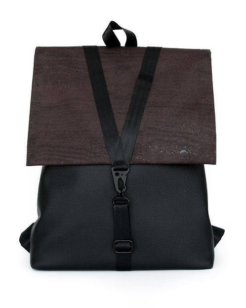 A'DAM Chestnut Backpack