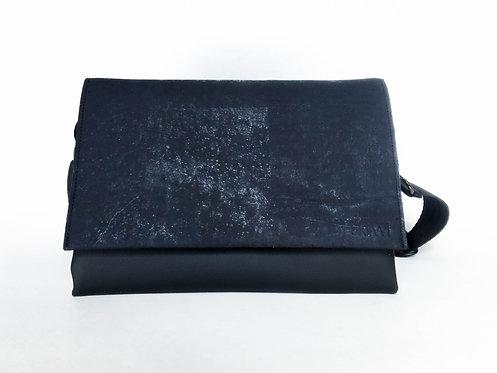 SKIIWI tumesinine eesti disain kott