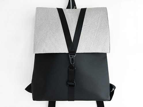 A'DAM x Piñatex ® Grey Backpack