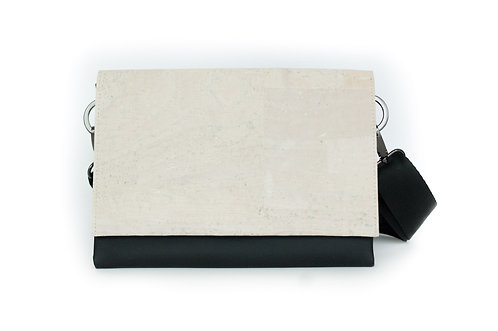 BARCA White Cork Waistbag