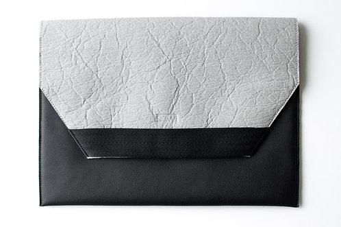 NY Piñatex ® Grey Laptop Sleeve