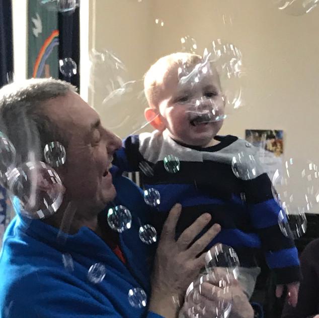 Bubble fun with Grandad!.jpg