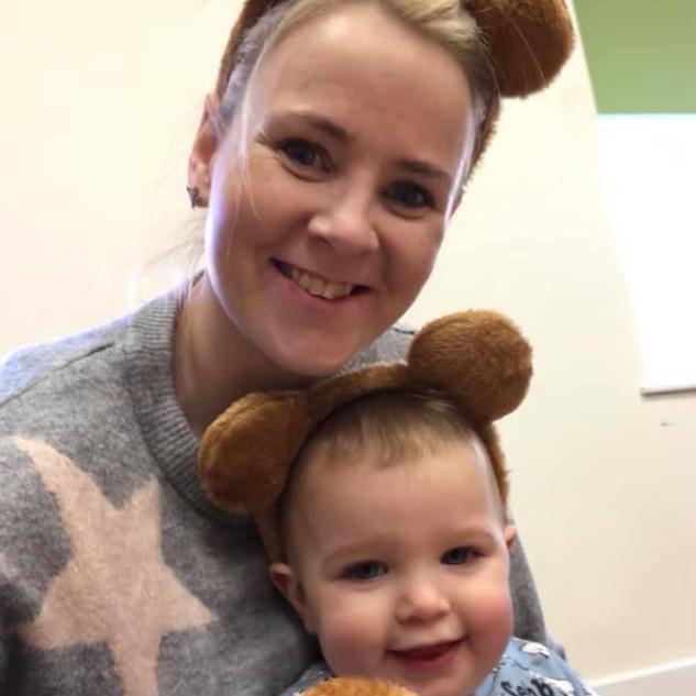 Mummy and Baby Bear!