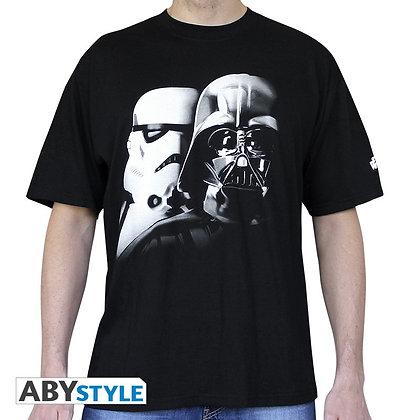 Star-wars-tshirt-vador-troopers-homme-